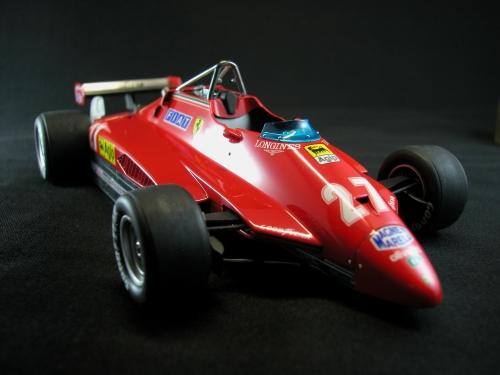フェラーリ126C2 サンマリノグランプリ仕様