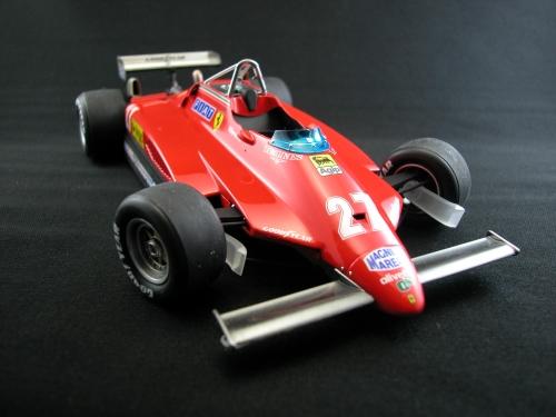 フェラーリ126C2ゾルダー仕様