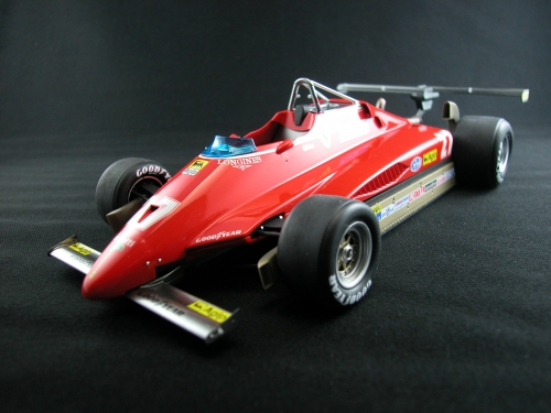 フェラーリ126C2ロングビーチ仕様