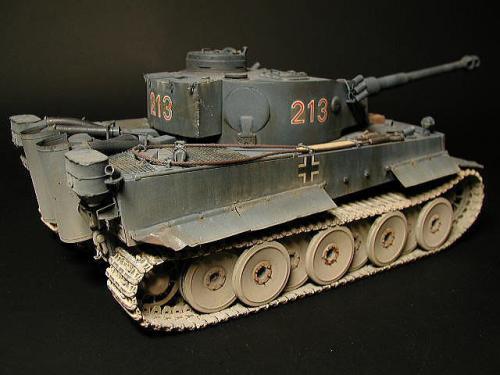 タイガーⅠ初期型