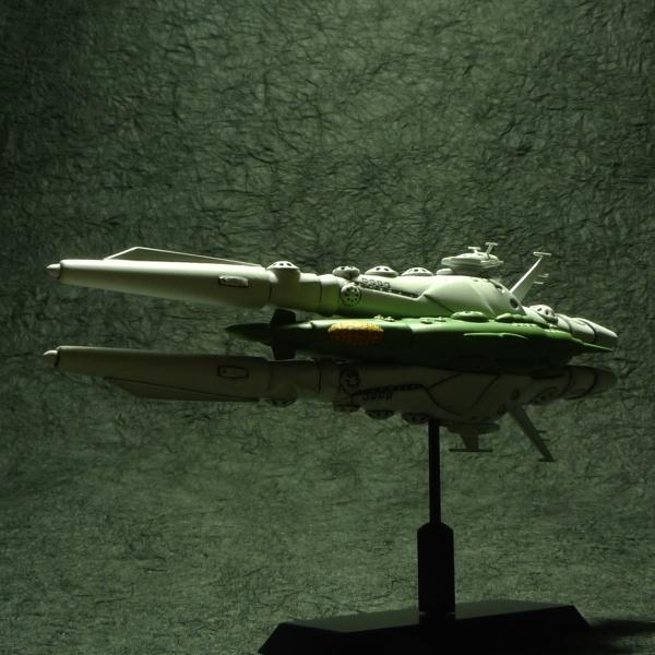 白色彗星帝国軍 駆逐艦 (準備稿版もどき) [1]