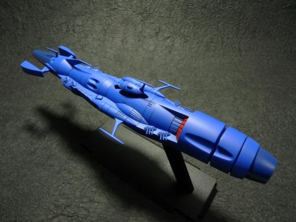 デスラー艦(3)