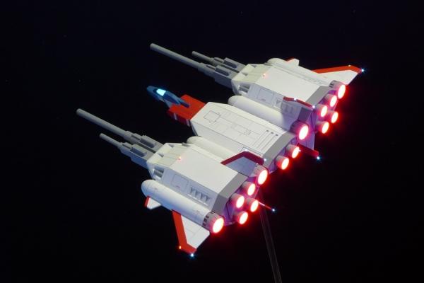 コアブースター 重武装タイプ