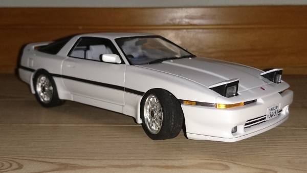 1/24 TOYOTA SUPRA 3.0GT-LIMITED