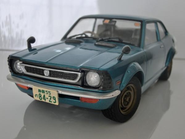 トヨタ TE27 レビン