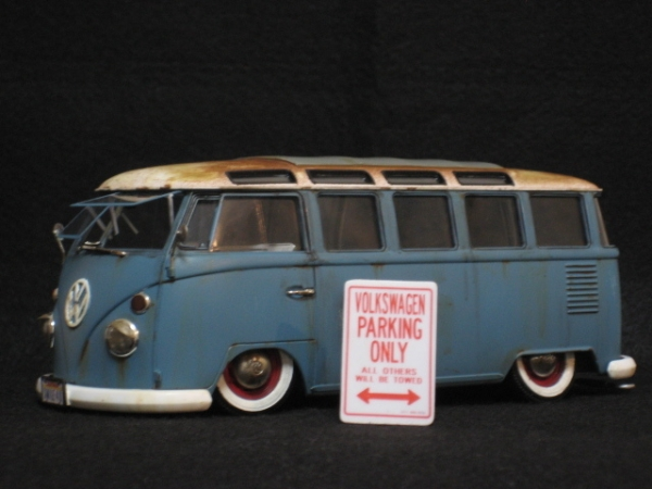 VW Type2 Rat Bus