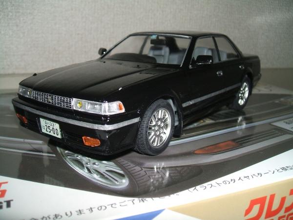 トヨタ クレスタ2.5GTツインターボ'91(JZX81)