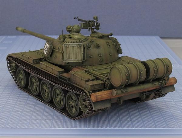 タミヤ 1/35 T-55