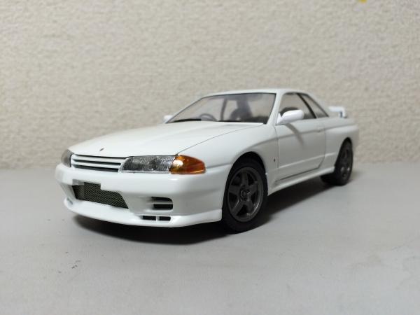 タミヤ SKYLINE GT-R R32