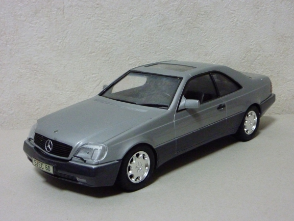 メルセデスベンツS600クーペ