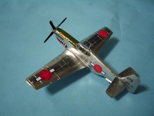 P-51C マスタング POW