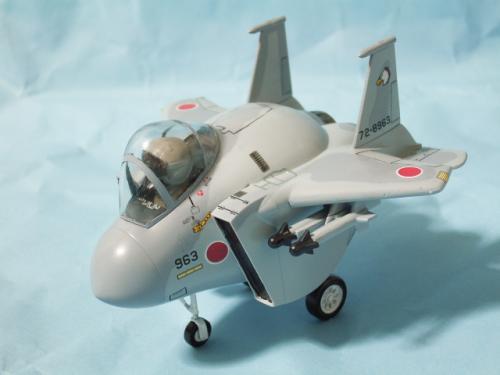 たまごひこーき F-15 イーグル