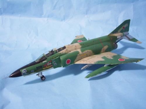RF-4E ファントムII 第501飛行隊