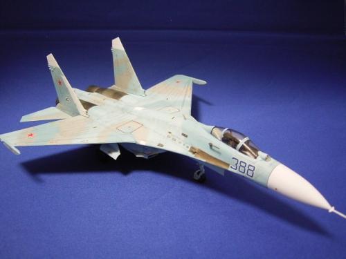 Su-27 フランカー
