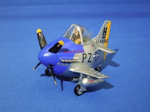 たまごひこーき P-51D ムスタング