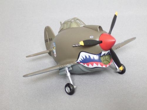 たまごひこーき P-40 ウォーホーク