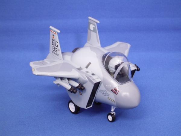 たまごひこーき F-15 イーグル アメリカ空軍