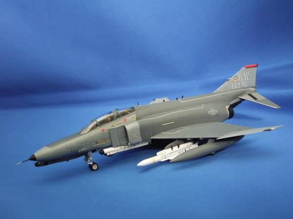 F-4G ファントムII ワイルドウィーゼル