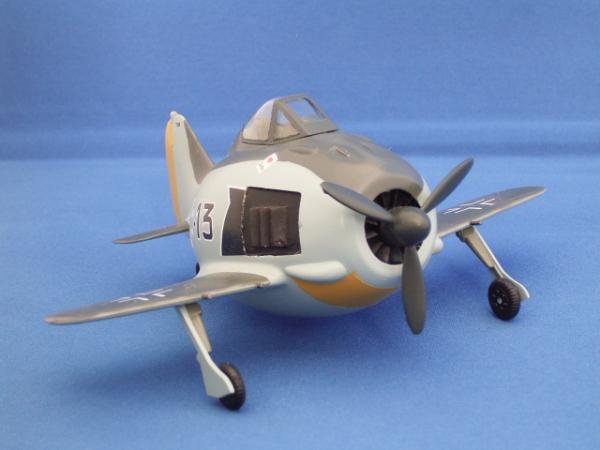 たまごひこーき フォッケウルフFw190A