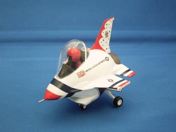 たまごひこーき F-16 サンダーバーズ