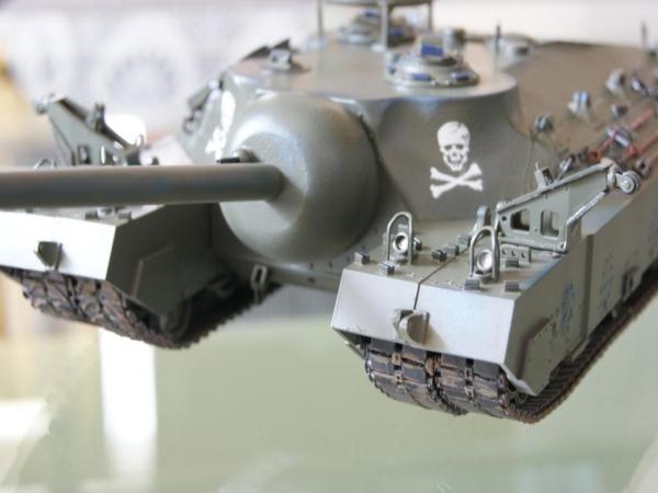 米国陸軍試作超重戦車