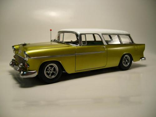 '55 Chevrot Nomado