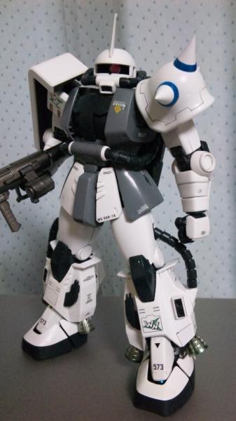 MG シン・マツナガ専用高機動型ザク