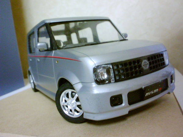 nissan cube nismo s tune auto. Black Bedroom Furniture Sets. Home Design Ideas