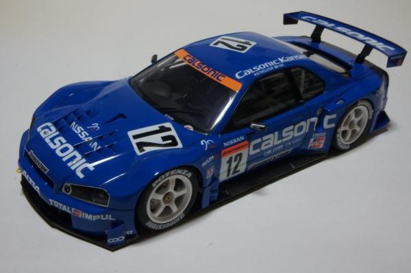 カルソニックスカイライン GT-R2003