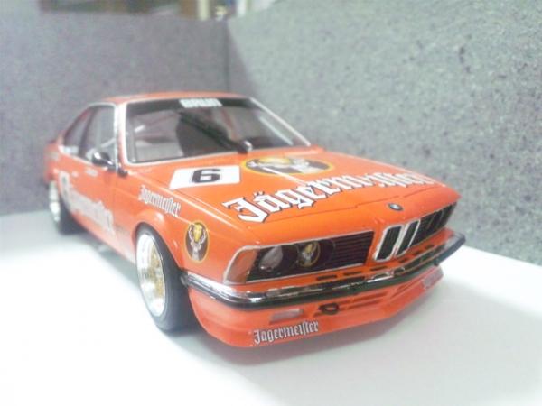 BMW 635CSi Gr,A イェーガーマイスター
