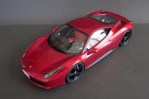 フェラーリ 458 ITALIA