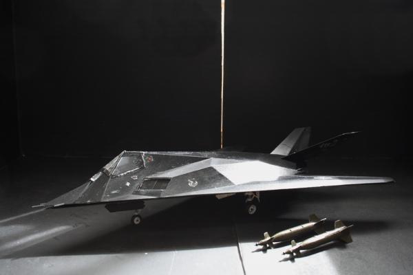 タミヤ F-117ナイトホーク