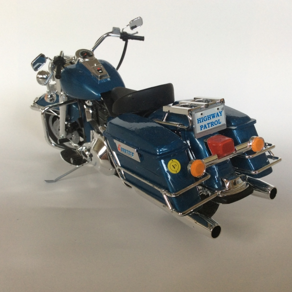 ハーレー ツーリングモデル 3