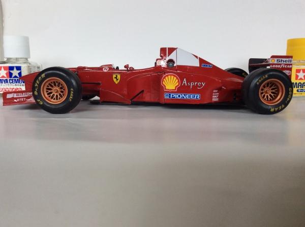 フェラーリ310B No.1