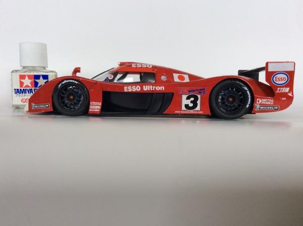 トヨタ GT-one