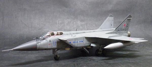 ICM 1/72 MiG-31B