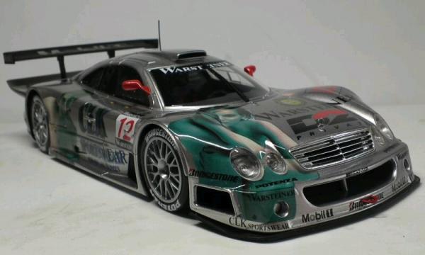 メルセデスCLK-GTR
