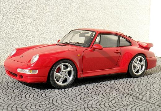 ポルシェ・911ターボ(993)