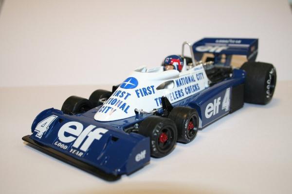 1/20 タイレル P34 1977 モナコ GP