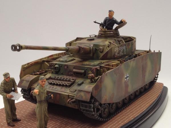 1/35 ドイツ IV号戦車H型