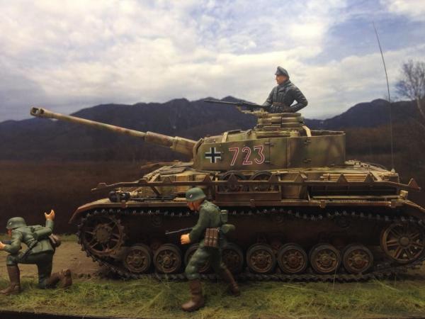 1/35 ドイツ IV号戦車J型