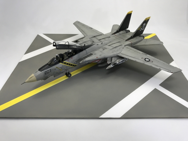 1/72 F-14A トムキャット