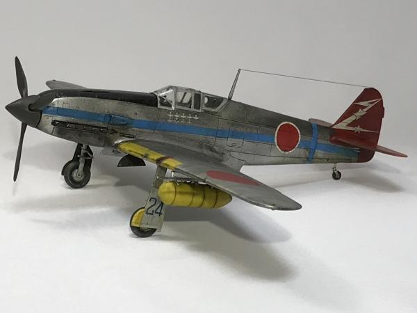 1/48 川崎 キ61 三式戦闘機 飛燕 I型 丁