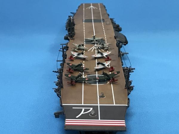 1/700 日本海軍航空母艦 赤城