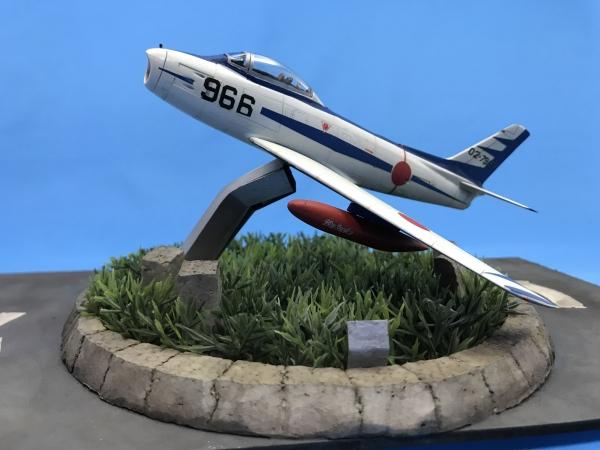 1/72 F-86F セイバー ブルーインパルス