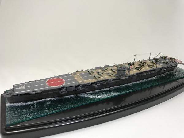 1/700 日本海軍 航空母艦 飛龍 1942