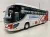 広島バス フジミ観光バス改造