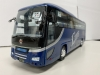 近江鉄道 貸切バス レジェンドブルー フジミ観光バス改造画像2