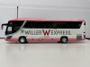 ウィラーエクスプレス フジミ1/32観光バス 日野セレガ画像2