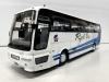 両備観光バス 三菱ふそうエアロクイーン 1/32観光バス改造画像1